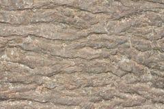 Erosión de onda profunda de la textura de piedra Foto de archivo
