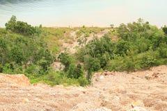 erosie stock foto's