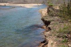Erosion Arkivbild