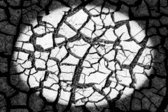 Erosion Or Global Warming Effect. Cracked earth, cracked soil Texture stock photos