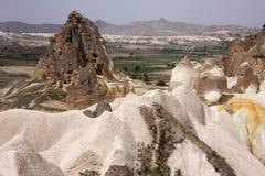 Erosion landscape Stock Image