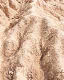 Erosion soil Royalty Free Stock Image