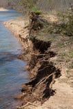 Erosione Fotografia Stock Libera da Diritti