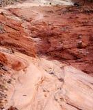 Erosione Fotografia Stock