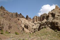 Free Erosive Rocks In Alborz Mountains Royalty Free Stock Photography - 159754487
