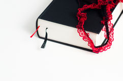 Erotic novel Royalty Free Stock Photography