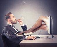 Erotic sites Stock Images