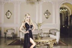 Erotisch meisje royalty-vrije stock afbeeldingen