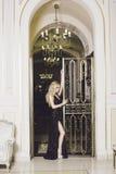 Erotisch meisje royalty-vrije stock afbeelding