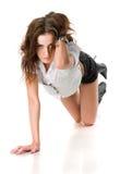 Erotisch meisje Stock Fotografie