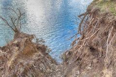 erozi ziemia Obraz Stock