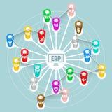 Erp-System Stockbilder