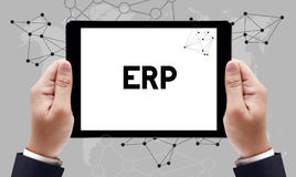 ERP Royalty Free Stock Images
