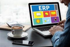 ERP Stock Photography