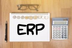 ERP Stock Photo