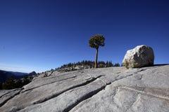 Erratic Boulders, Yosemite National Park Stock Photos