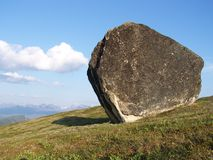 Erratics Stock Fotografie