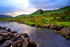 Erriff River Royalty Free Stock Images