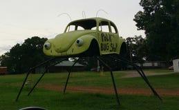 Erro da aranha da VW foto de stock