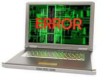 Error Royalty Free Stock Images