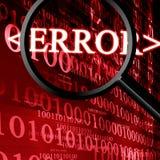 Error Stock Photography