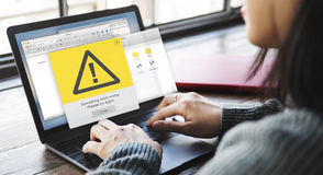 Error Alert Failure Icon Problem Concept Royalty Free Stock Photo