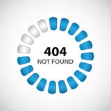404 error concept Stock Photo