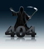 404 error Royalty Free Stock Photos