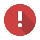 Error icon Royalty Free Stock Photo