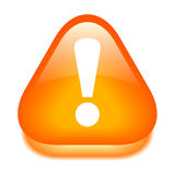Error icon Royalty Free Stock Images