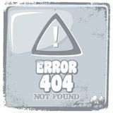 Error page theme Royalty Free Stock Images