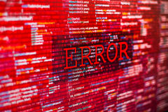Error Stock Photos