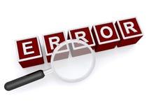 Error Stock Images