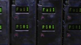 Errore del dispositivo, cuore verde dell'esposizione archivi video