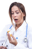 Errore di prescrizione Fotografia Stock Libera da Diritti