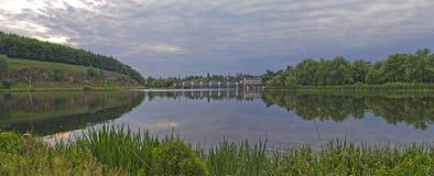 Errore di programma del sud del fiume. Fotografia Stock