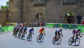 1ers jeux européens, Bakou, Azerbaïdjan Photographie stock libre de droits