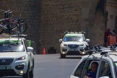 1ers jeux européens, Bakou, Azerbaïdjan Photos libres de droits