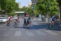 1ers jeux européens, Bakou, Azerbaïdjan Photo libre de droits