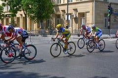 1ers jeux européens, Bakou, Azerbaïdjan Images libres de droits