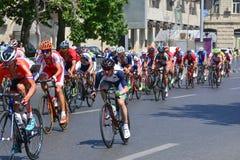 1ers jeux européens, Bakou, Azerbaïdjan Image libre de droits