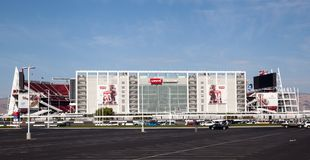 49'ers Levi's Stadium San Jose Stock Photography