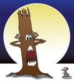 Erschrockener Baum Lizenzfreies Stockbild