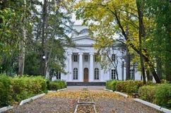 Ershovo's estate boarding house Stock Photo