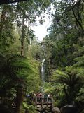 Erskine Falls Stock Photo