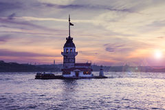 Erst-` s Turm Lizenzfreie Stockfotografie