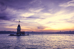 Erst-` s Turm Lizenzfreies Stockfoto