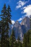 Erstaunliche Dolomit in Italien Lizenzfreie Stockbilder