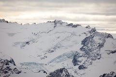 Erstaunliche Gebirgslandschaft von Engelberg, die Schweiz Lizenzfreies Stockfoto