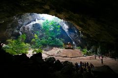 Erstaunliche Höhle Lizenzfreies Stockfoto